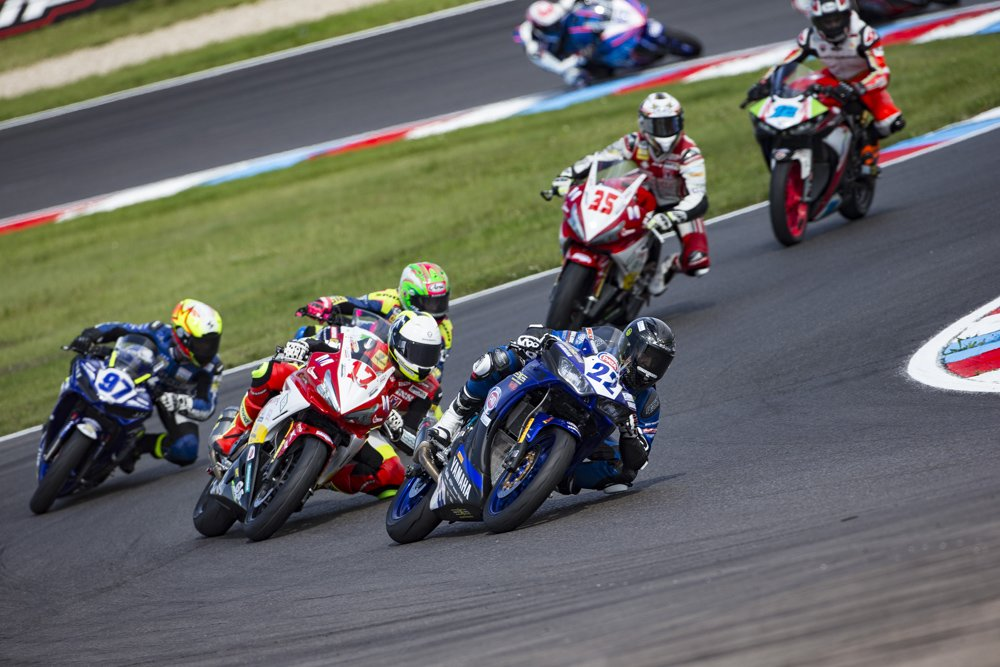 KALININ IN TOP 6 OF WORLDSSP300 RACE IN GERMANY AFTER SUMMER BREAK