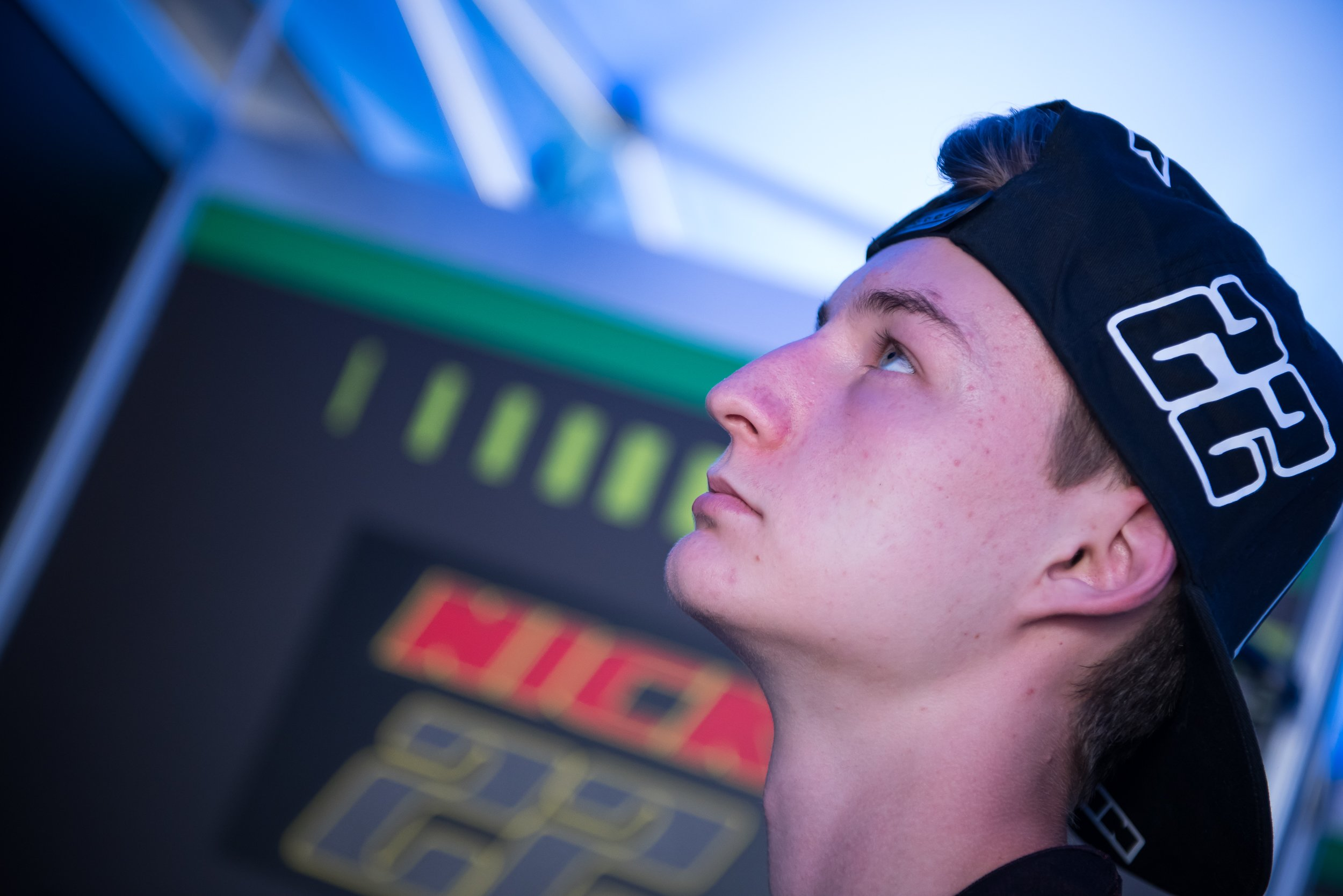 Kalinin achieves top 3 during the first day of the Italian Championship in Misano