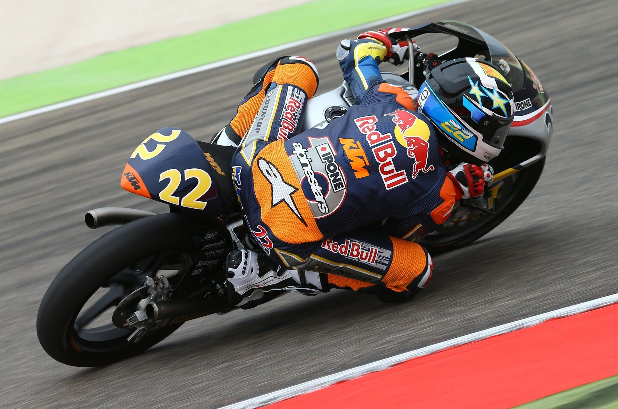 KALININ MADE SUCCESSFUL FINAL RACES OF MOTOGP ROOKIES CUP 2016