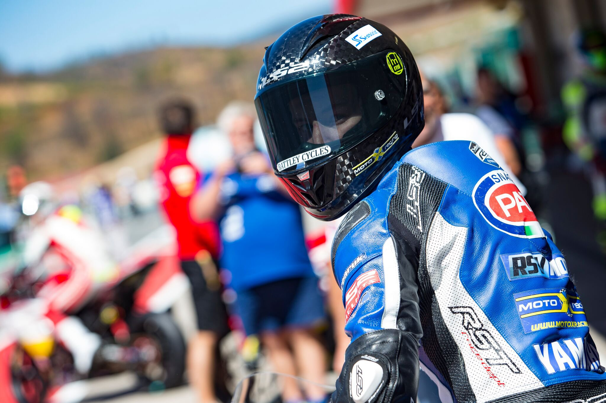WORLDSSP300: KALININ TOOK IMPORTANT POINTS IN HARD RACE IN PORTUGRAL